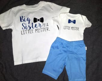 Little Mister Announcement