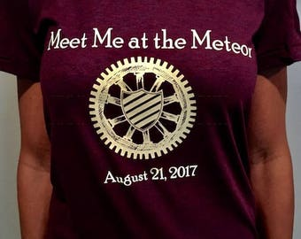 Meet Me at the Meteor Women's Shirt