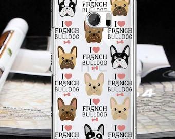 French Bulldog case htc U11 Bolt htc 10 evo htc One M10 htc 10 Lifestyle One M7 Desire 10 Desire 10 Pro dogs htc case Desire 626 Desire 828
