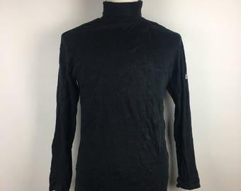 KENZO PARIS Homme Turtleneck Shirt L/S Luxury Designer M