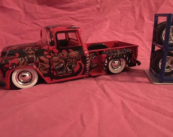 Custom Hot Rod Truck