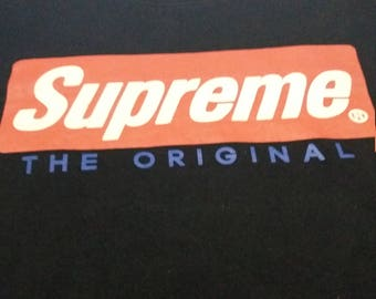 Bootleg supreme box sweatshirt