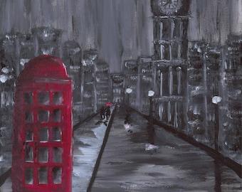 London Drizzle