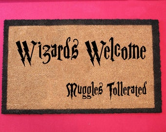 Harry Potter Rug Etsy