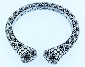 John Hardy Gold & Silver Dot Collecton bracelet
