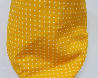 anti-bavouille bib yellow