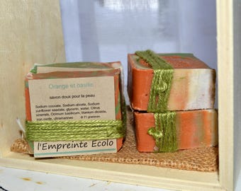SOAP - Orange and Basil