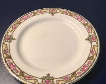 Johnson Bros. England Pattern JB121 Dessert Plate