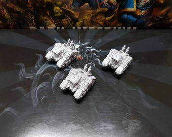 "Warhammer 40k ""Alternative"" DEMOLITION VEHICLE. In set 3 models"