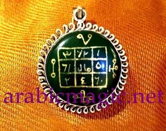 Magical talisman of money