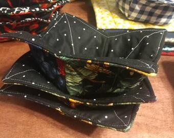 Fabric Bowl Cozy/Holder