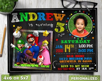 super mario invitation, super mario party, super mario bros, super mario birthday, super mario invites, super mario invitation, super mario