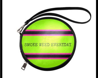 The Wake and Bake Collection SWE Round Bag