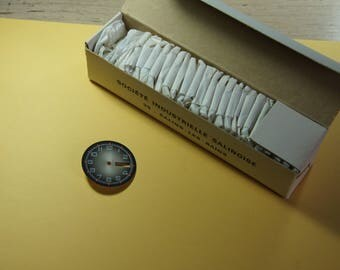Set of 50 sterile to vintage watch dials