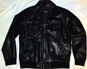MADDISON - Swiss Aviator Pilot Leather jacket
