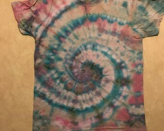 Tie Dye [Cotton Candy Skies] Adult M