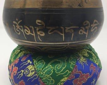 Spiritual Singing Bowl.