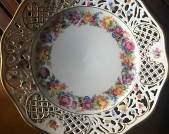 Schumann Arzberg Germany Plate