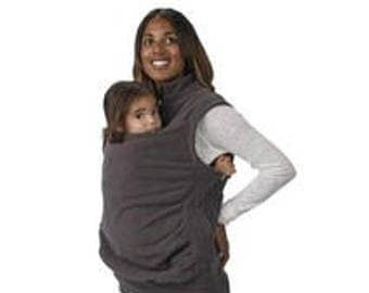 Maternity Vest with Baby Pocket