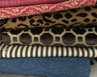 5 Lb. Fabric Remnants *FREE SHIPPING*