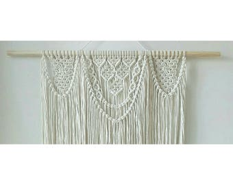 Macrame Wall Hanging (Made to Order)