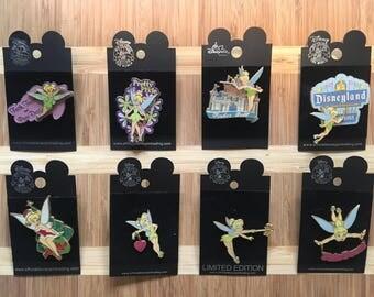 Tinker Bell Pins