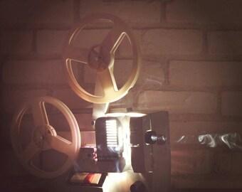"Super 8 ""ONTC"" decoration loft studio movie projector."