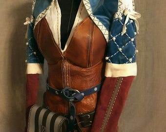 Bag Triss Merigold cosplay.