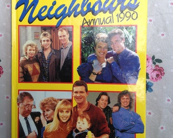 Vintage Neighbours annual book 1990