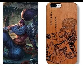 Personalized Bamboo iPhone 6 Plus case, Custom Wood iPhone 6 plus iphone7 iphone 7 pluse iphone 5 iphone se