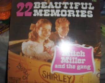 """Mitch Miller and The Gang - """"Beautiful Memories"""""""
