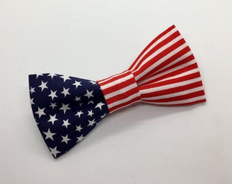 American Flag 2.0 Bow Tie