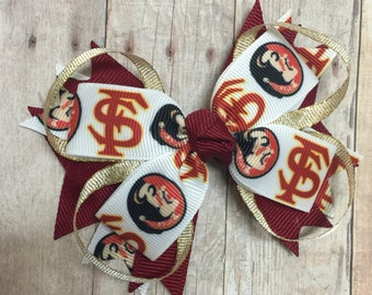 FSU Bow, Florida State, Football, Seminoles Bow