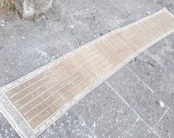 FREE Shipping Runner Rug OUSHAK RUG , Turkish Rug  Vintage Turkish Rug Bohemian Rug Boho Rug Rugs Floor Rug