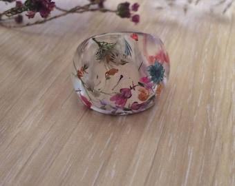 Handmade Acrylic (resin) Pendant (Pingente213)