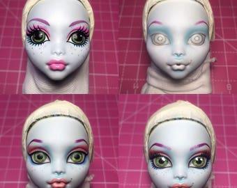 Repaint Service for MH, EAH & Barbie