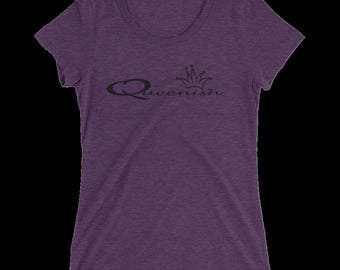 Queenish Women's Tee