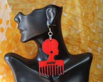 Diva Pick Earrings