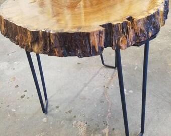 Oak Coffee/End Table 11