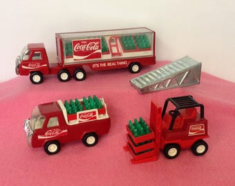 Toy Trucks- FreeUS Shipping