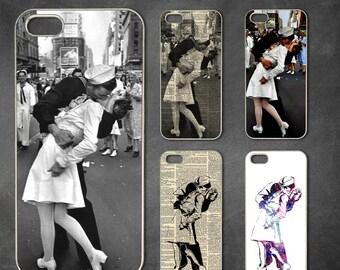 Sailor kissing, V-J day LG g5 case, lg g2 g3 g4 case, google nexus 6 case, nexus 4, 5 case, Huawei p8 case, huawei mate 7 case,p7,p7 mini
