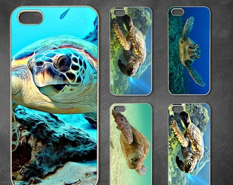Sea turtle iphone 7 case, iphone 7 plus case, iphone 6/6s , iphone 8 case, iphone 6 plus case, iphone x, 5/5s case, 5c case, 4/4s