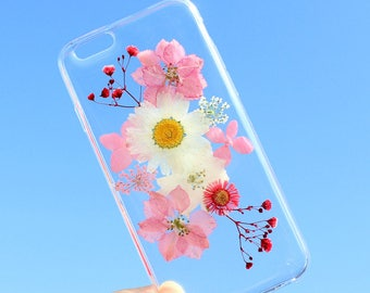 Pressed Flower Case, Pressed Flower iPhone Case