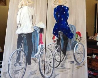 Cycles shoots Vietnam saigon/Hochiminh