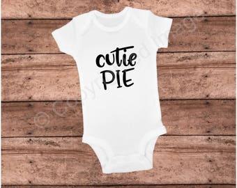 Onesie - Cutie Pie