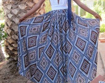 Maxi print summer dress/Helter neck maxi dress/evening maxi dress/  long dress/party dress