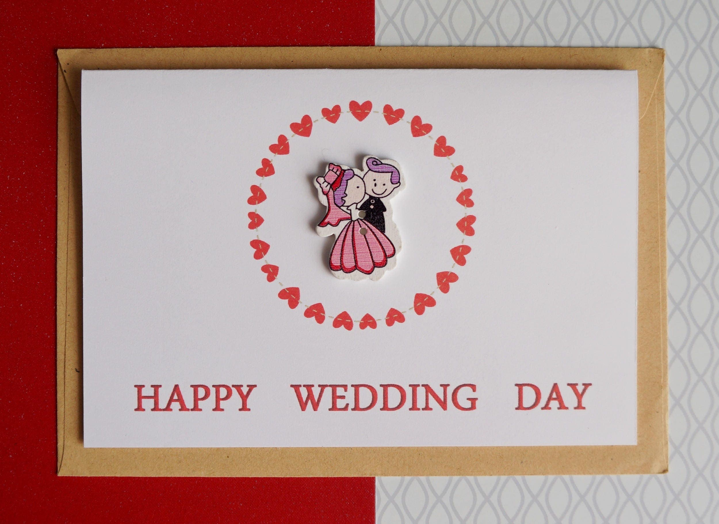 Happy Wedding Day Card For Couple Gift Ideas Mr And Mrs Wishes Best
