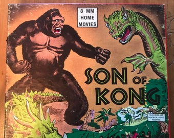 Son Of Kong 8mm Film