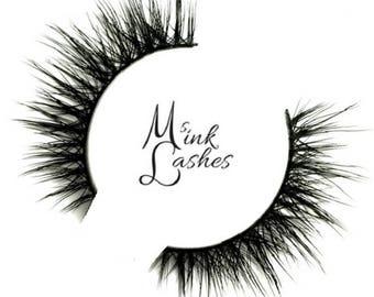 Celeb Mink Lashes - Mink False Eyelashes