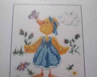 point cross - counted cross stitch kit